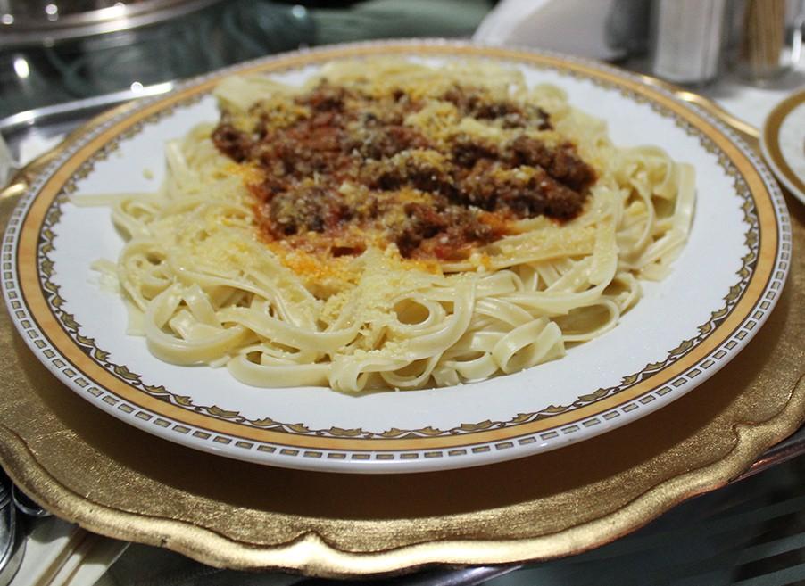 Martes de Pasta - Promo Damas Gratis